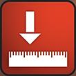 lengte-en-positie-rood-badge