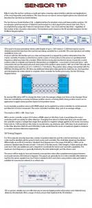 Sensor Tip SSI output